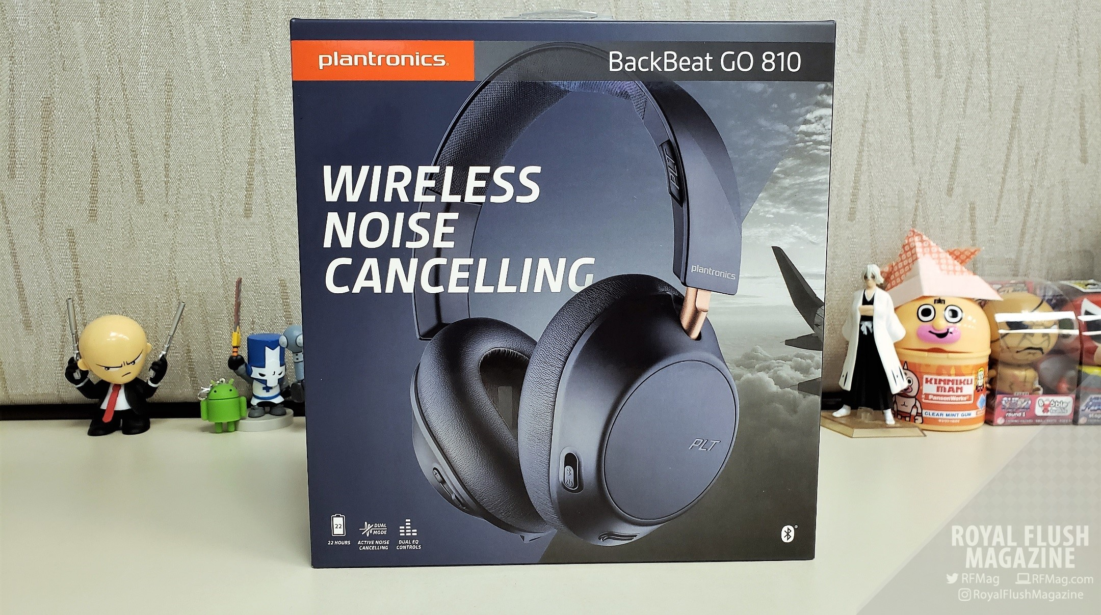 9234062d7b9 As far casual listening headsets go, BackBeat GO 810 is so far the best  bang-for-your-buck product that I've tried this year. Definitely take a  look at the ...
